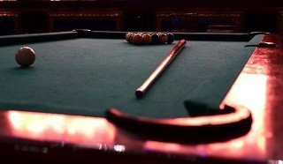 Professional pool table setup in Charlottesville content img2